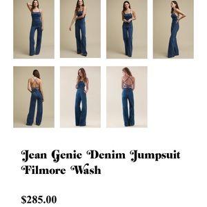 a530d30481f2 stoned immaculate Pants - Jean genie denim jumpsuit Filmore wash